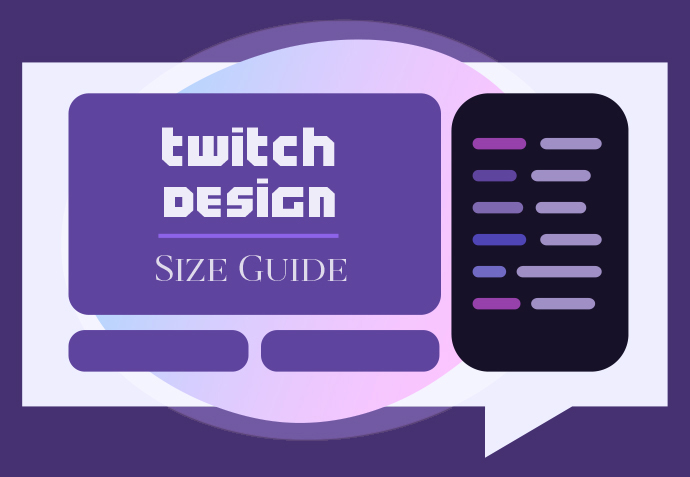 Twitch Size Guide for Profile Images: Twitch Panels, Profile Banner, Etc