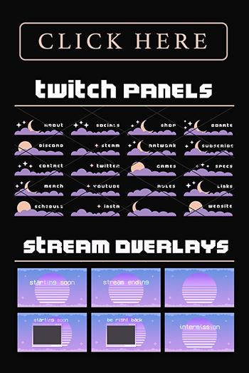 CRMla: Twitch Profile Picture Size
